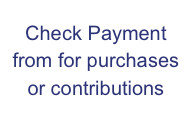 Check Payment from for purchases or contributions